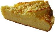 Apple Crumble Cake | © Lebensmittelfotos pixabay.com