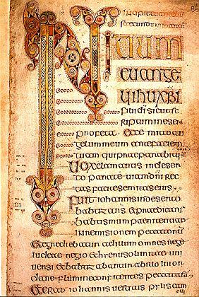 anglo-saxon manuscript