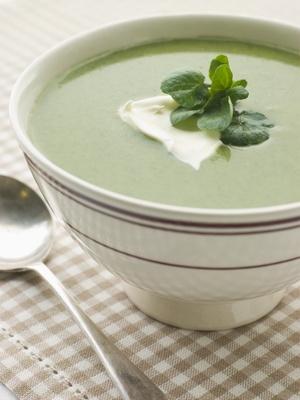 Hearty Watercress Soup | Monkey Business fotolia.com