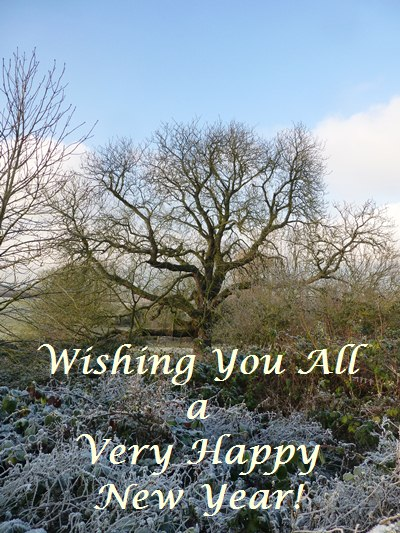 A very Happy New Year from Essentially England