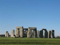 Stonehenge, symbol of Prehistoric England