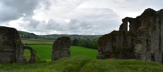 Castle Ruins © essentially-england.com