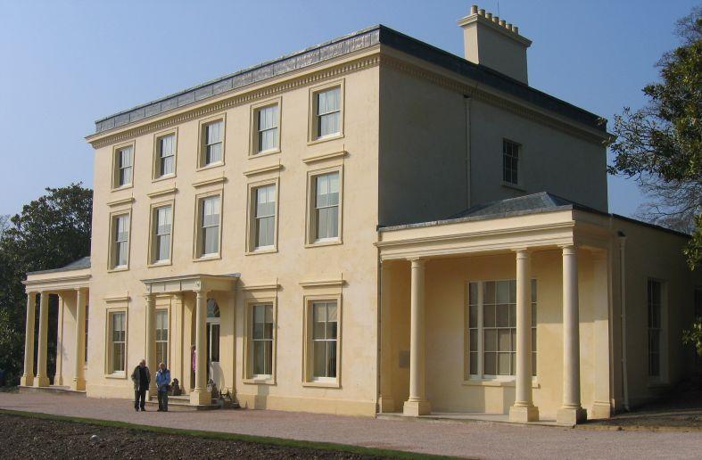 Greenway, Agatha Christie's Home © essentially-england.com