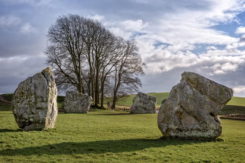 Avebury Stone Circle © valeryegorov | fotolia.com