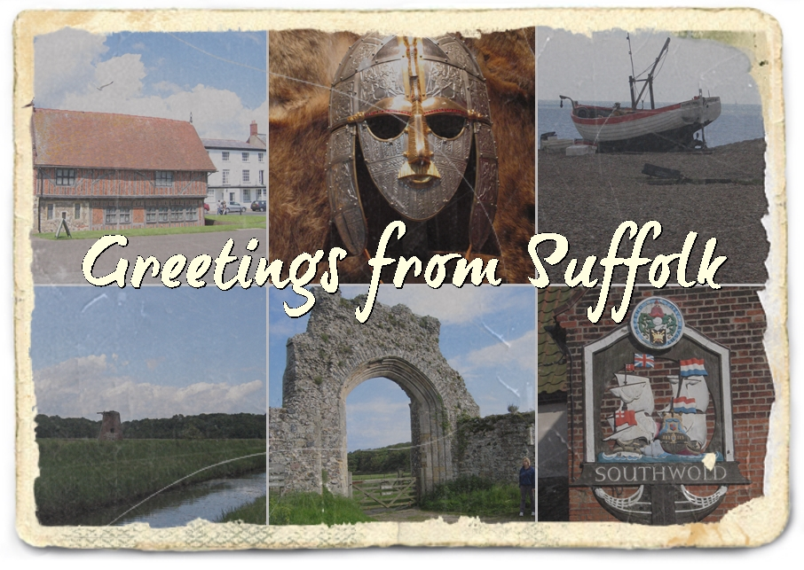 Greetings from Suffolk   © essentially-england.com