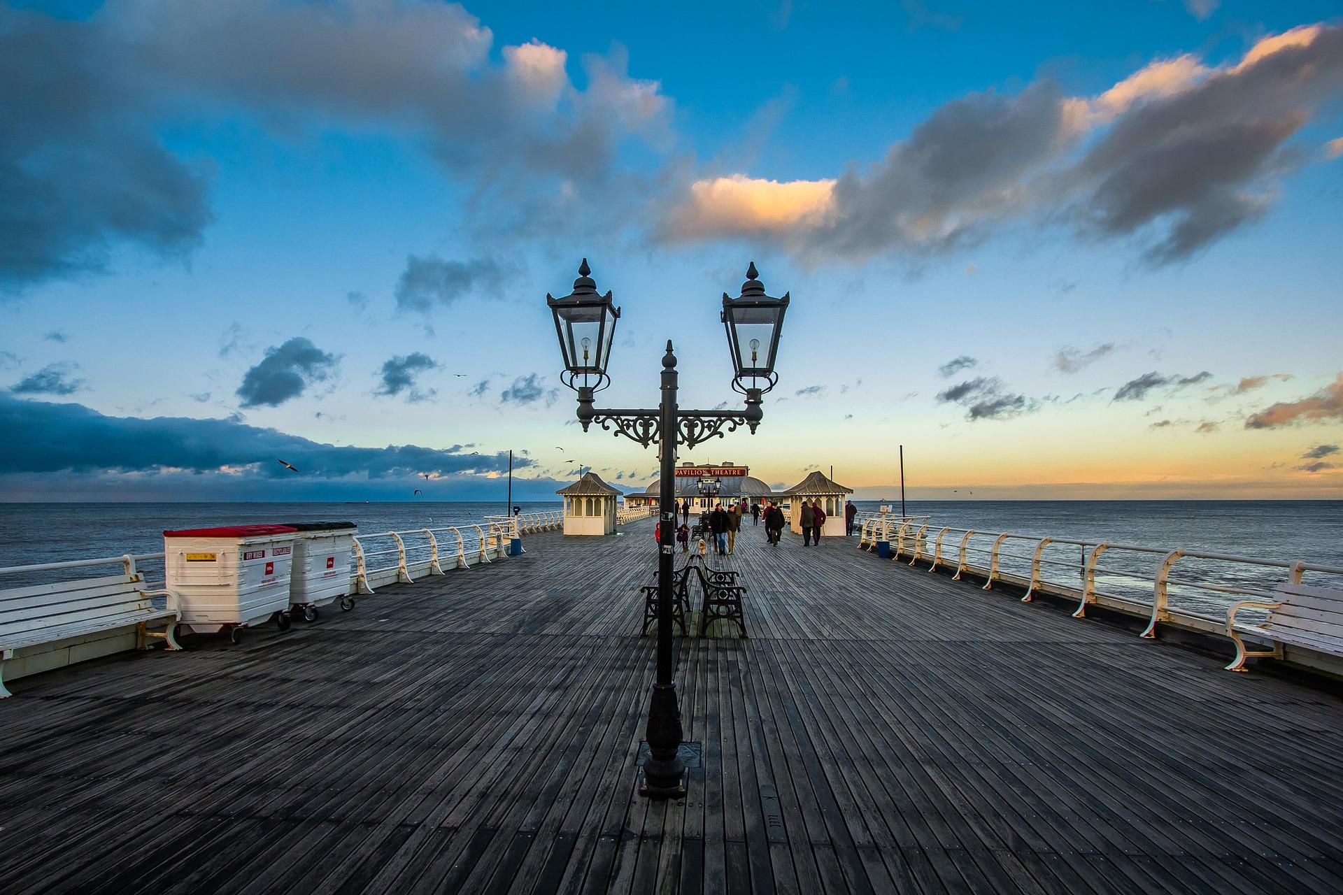 Cromer Pier © Diego Torres | pixabay.com