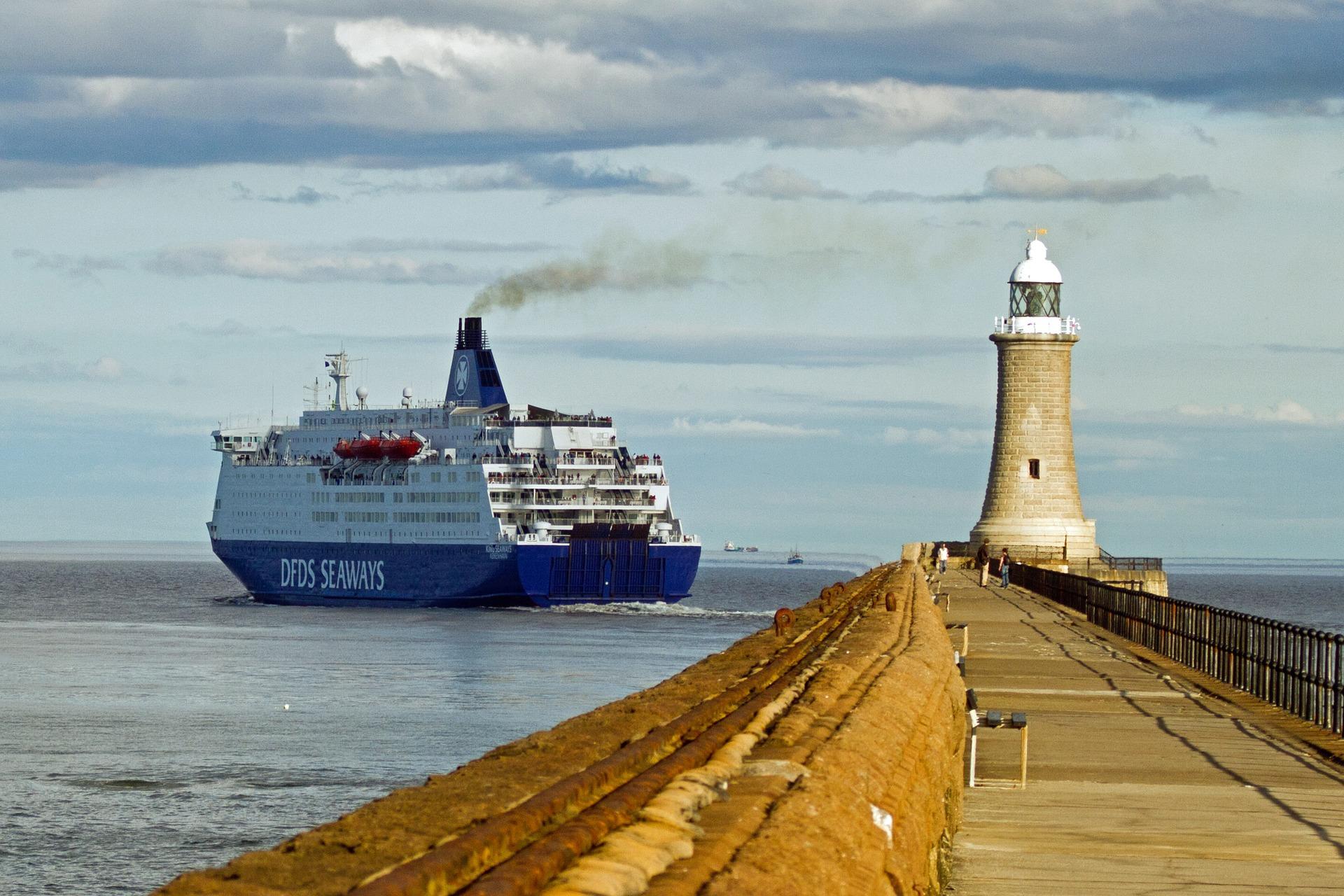 Arriving in England | © Stroller pixabay.com