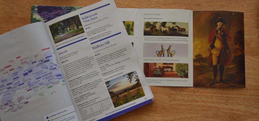 Planning Your Visit to Ascott House on buckinghamshire bedfordshire border