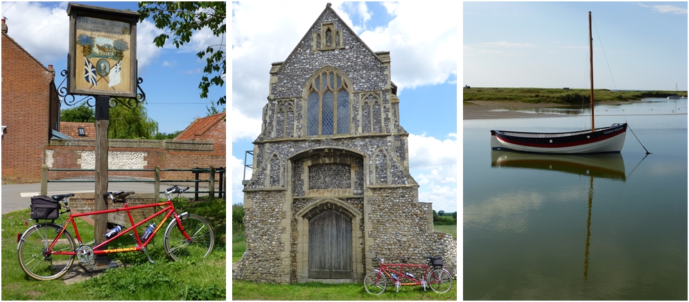 Images from Burnham Thorpe, birthplace of Admiral Lord Nelson © essentially-england.com