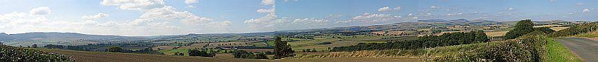 Callaly, Northumberland