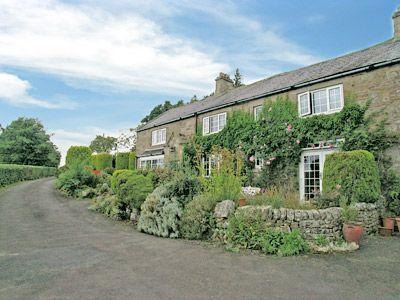 Northumberland holiday cottages: Otterburn