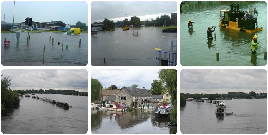 2007 Floods © essentially-england.com