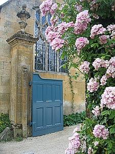 Hidcote Manor Garden Entrance