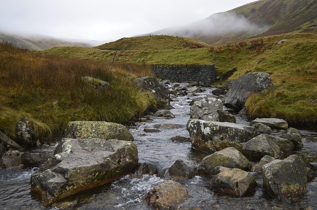 The Lake District, author Beatrix Potter's spiritual home   © obsidianphotography   pixabay.com