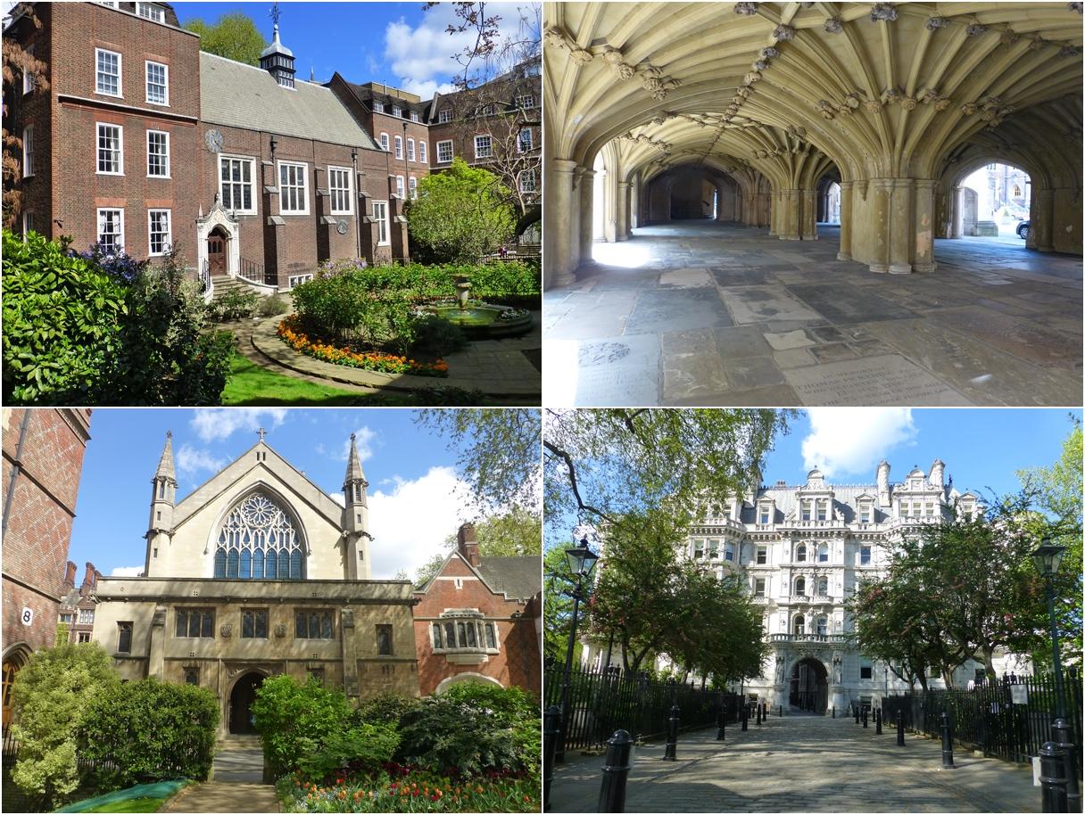 The Inns of Court | © essentially-england.com