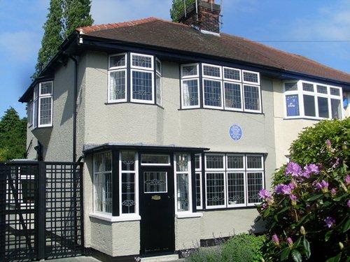 John Lennon's old home