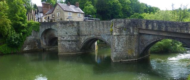 Ludford Bridge © essentially-england.com