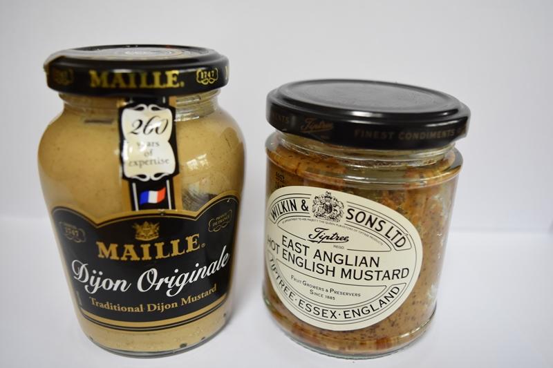Mustard | © essentially-england.com