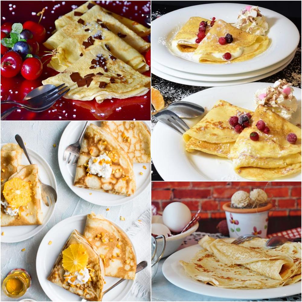 Pancake Collage © essentially-england.com