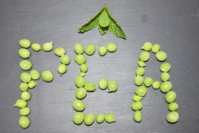 Green Pea Soup | © essentially-england.com