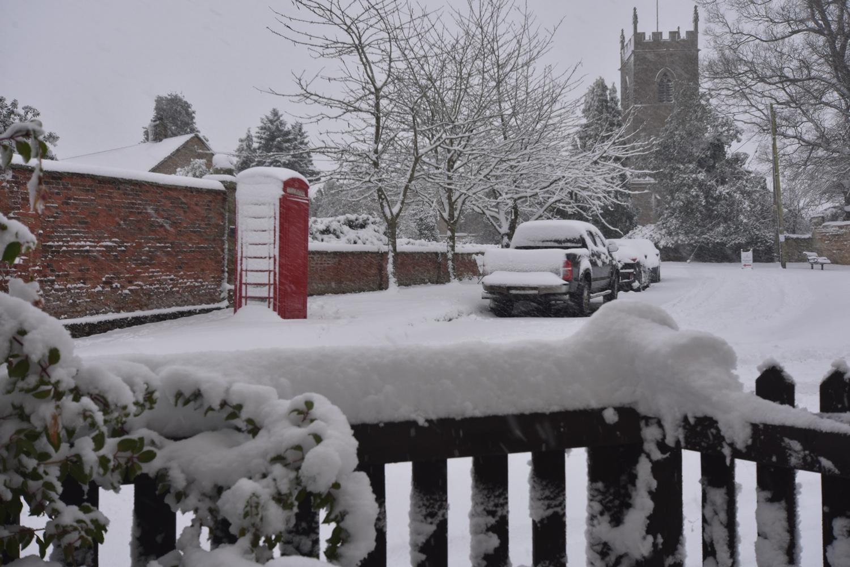 Snowy Wappenham © essentially-england.com