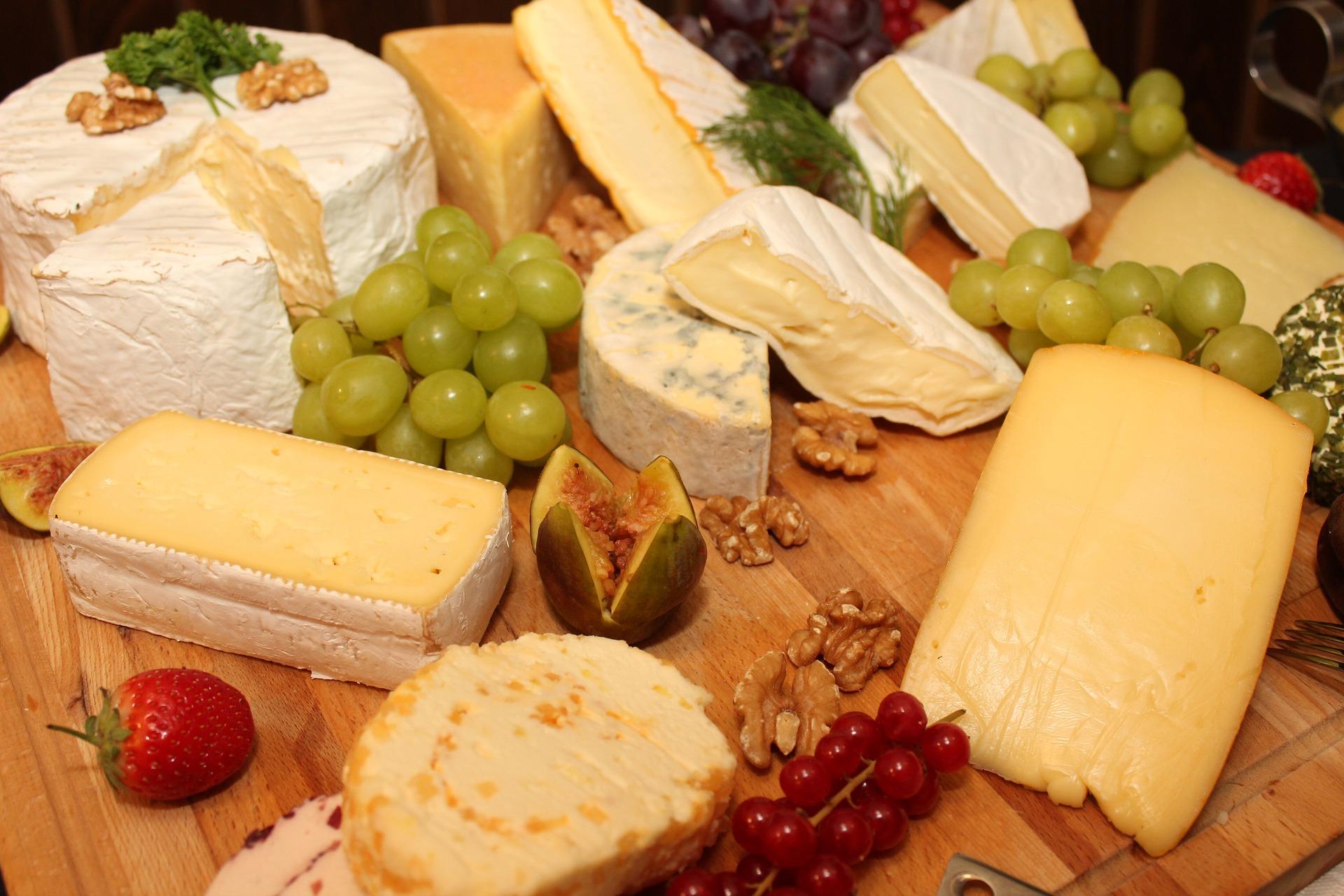 Soft Cheeses | © HNBS pixabay.com