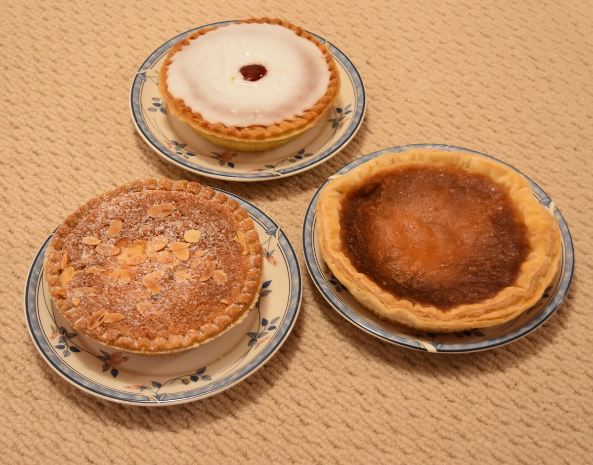 Bakewell Pudding and Bakewell Tarts © essentially-england.com