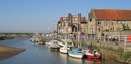Blakeney Quay © essentially-england.com