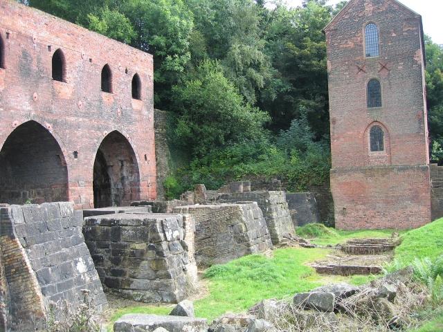 Blists Hill Blast Furnace © essentially-england.com