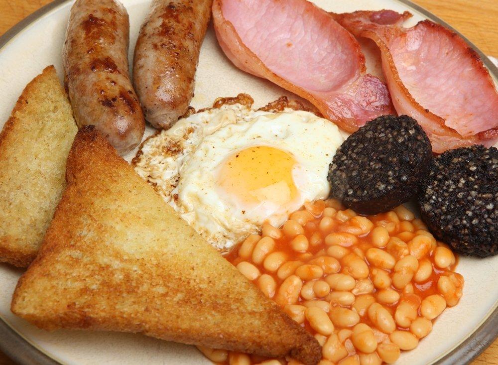 Traditional English Breakfast | © Joseph Gough Dreamstime.com