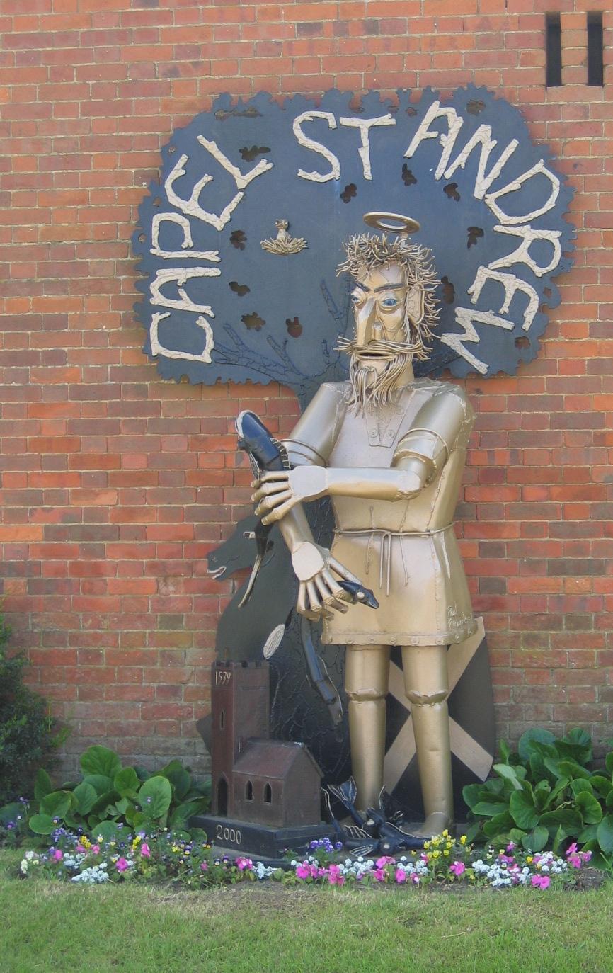 Capel St. Andrew, Suffolk | © essentially-england.com