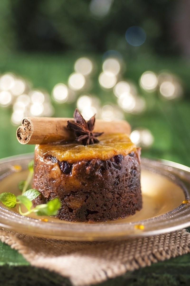 Christmas Pudding | © Vanillla Dreamstime.com