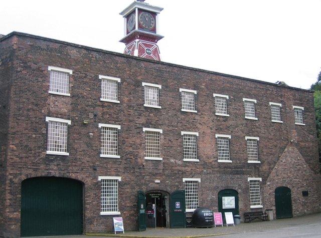 Coalbrookdale Museum of Iron © essentially-england.com