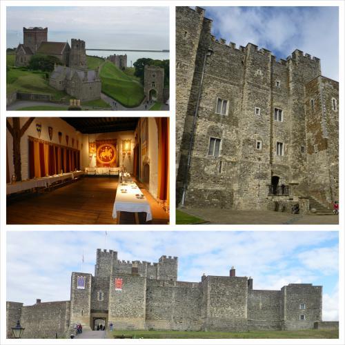 Dover Castle, England © Essentially England
