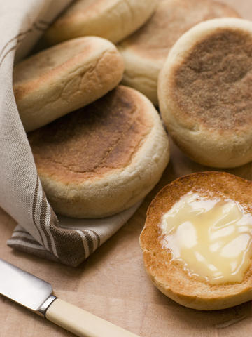 English Muffins © Monkey Business Images | Dreamstime.com