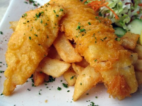 Fish & Chips | © Ye Liew fotolia.com
