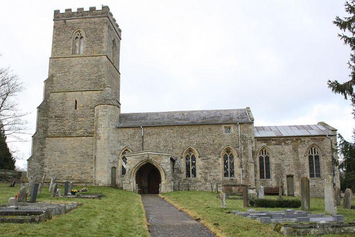 Grafton Regis church