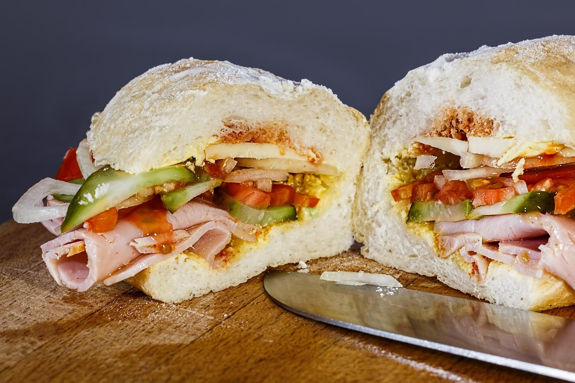 Ham Sandwich | © stevepb pixabay.com
