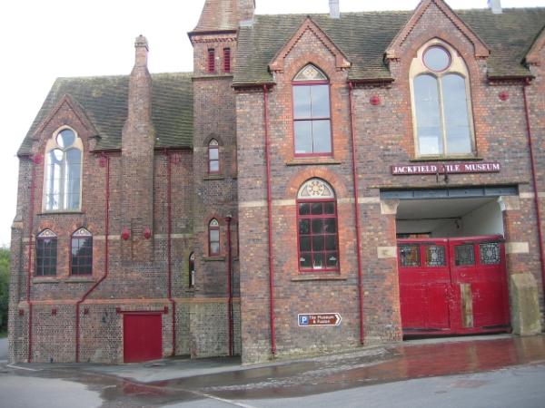 The Jackfield Tile Museum © essentially-england.com