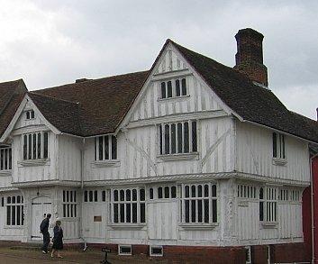 Guildhall of Corpus Christi in Lavenham