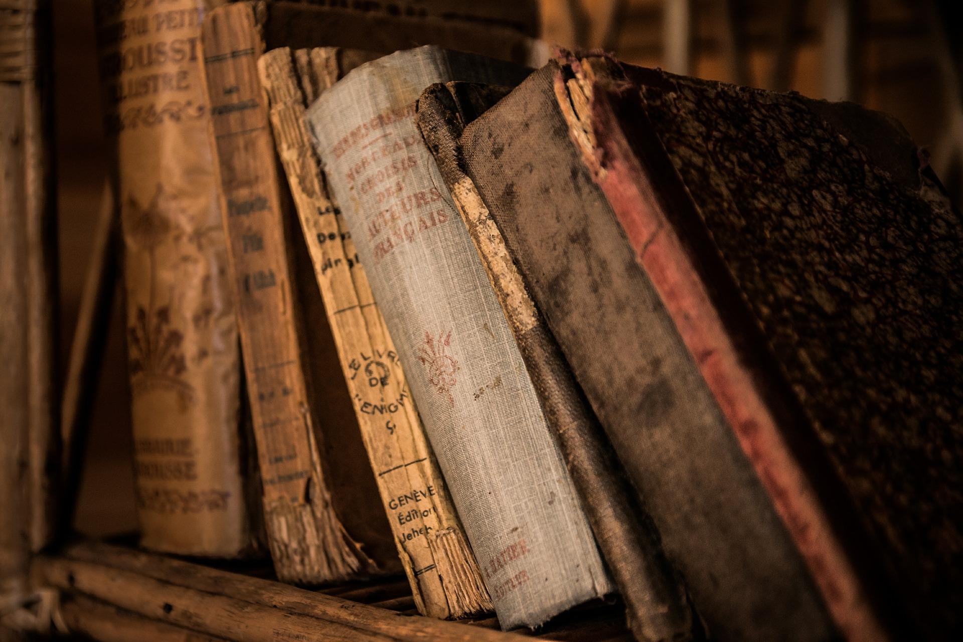 Books about England   © Jarmoluk pixabay.com