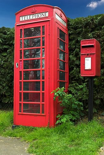 English Phone and Post Boxes   © Brian Lambert fotolia.com