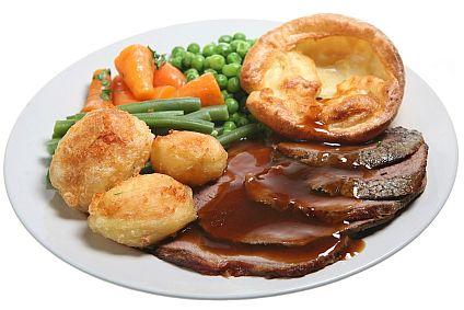 Roast Beef Dinner | © Joe Gough fotolia.com