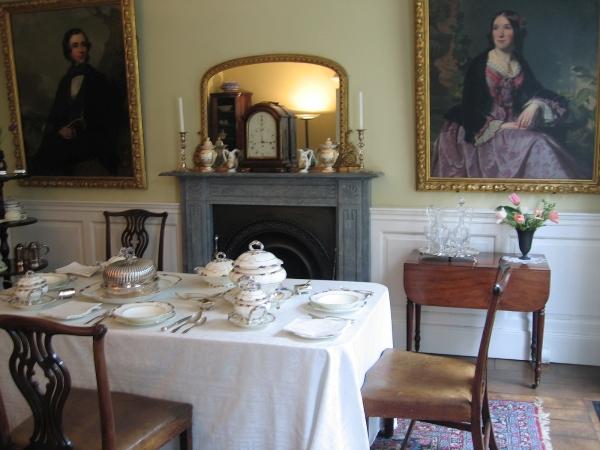 The Rosehill Dining Room © essentially-england.com