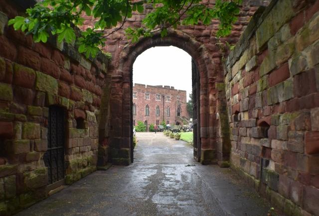 Castle Gateway © essentially-england.com