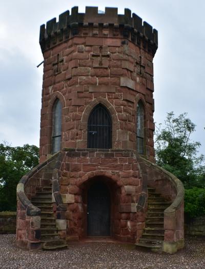 Laura's Tower © essentially-england.com