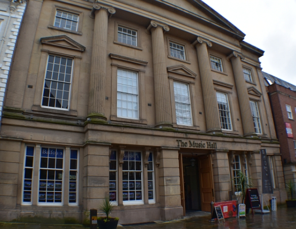 The Music Hall © essentially-england.com