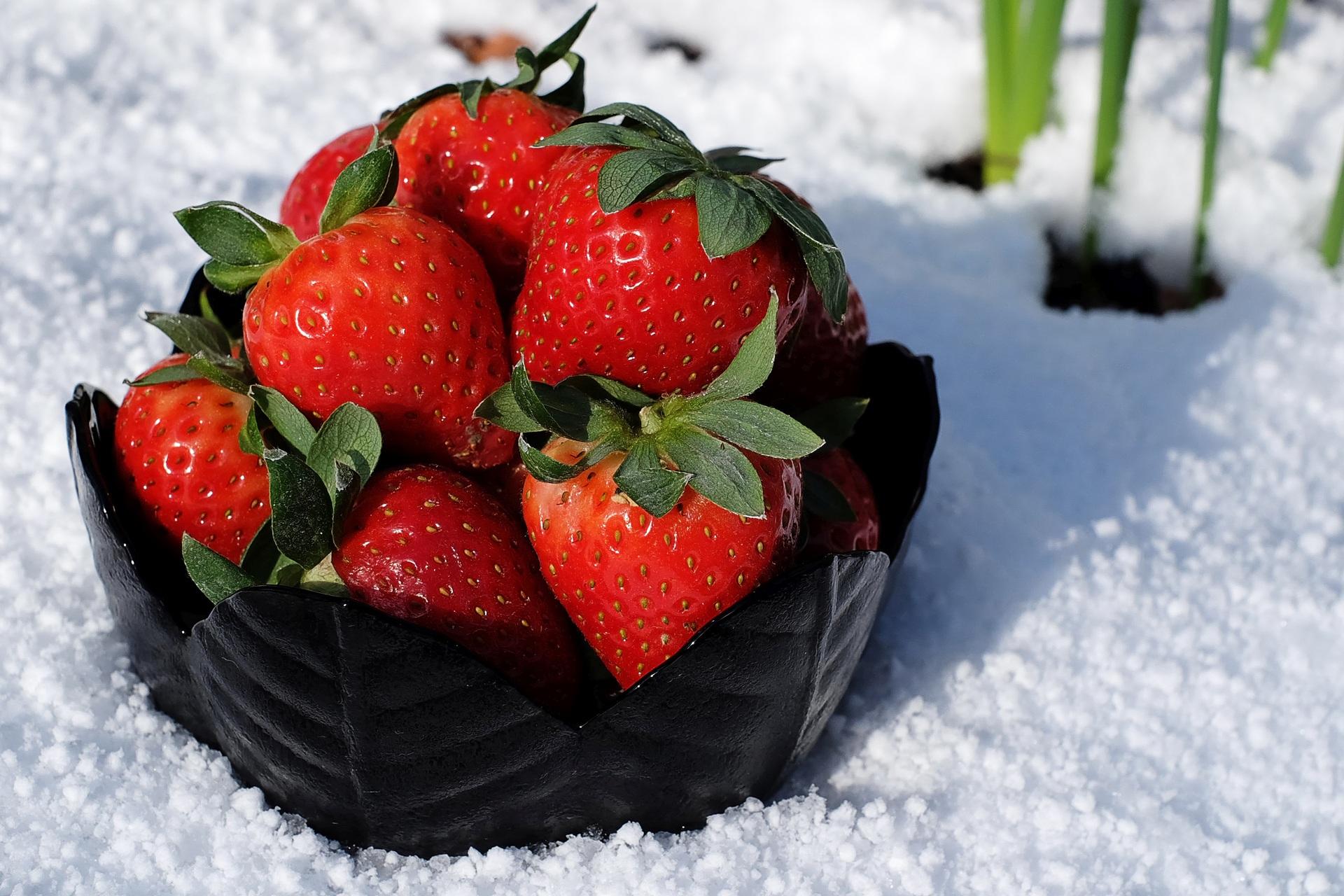 Strawberries | © Couleur pixabay.com