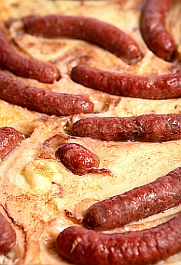 Toad in the hole © Paul Cowan | Dreamstime.com